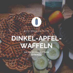 Dinkel-Waffeln